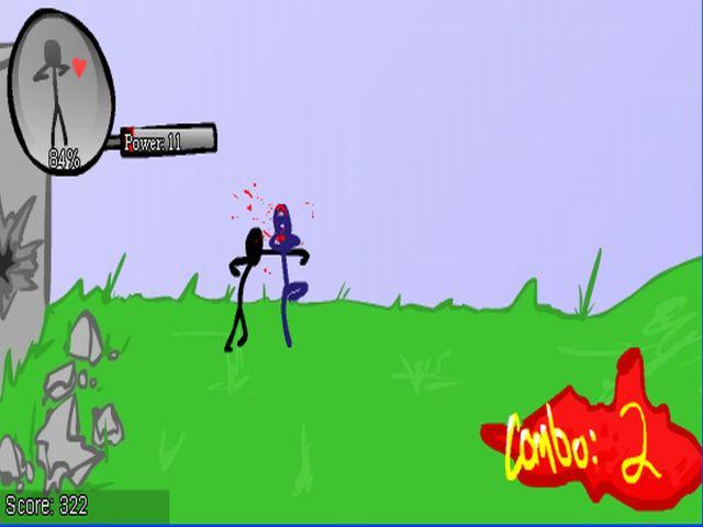 fighting stickman games online